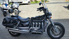 Triumph Rocket 3 Roadster 07 Mod Wrecking MotorCycle for Spare Parts