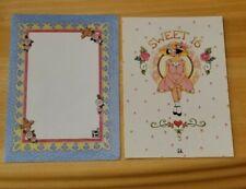 Mary Engelbreit One Greeting Card Vintage Sweet 16 Birthday w/ Graphic Envelope