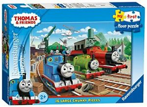 Ravensburger Thomas & Friends My First 16 Piece Jigsaw Puzzle Toddlers Kids
