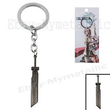 Final Fantasy VII Cloud Strife Blade Key Ring Chain NIB