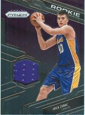 2016 Prizm Ivica Zubac Rookie Game Worn Jersey Card - Los Angeles Lakers 25c8ed8bc