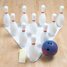 GameCraft Weighted Bowling  Set