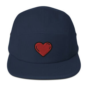 LOVE Five Panel Cap