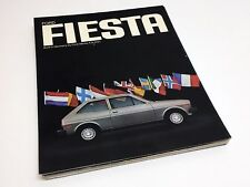 1978 Ford Fiesta Brochure