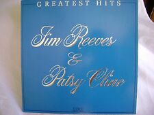 "JIM REEVES & PATSY CLINE ""GREATEST HITS"", RCA VICTOR # AHL1-4127"