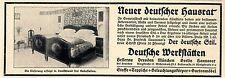 Deutsche Werkstätten Hellerau bei Dresden Neuer deutscher Hausrat der...1913