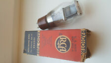 801A RCA US NAVY tube in excellent working condition NOS?