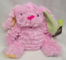 "Animal Adventure Soft Pink Tinktoos Bunny Rabbit 7"" Plush Stuffed Animal Toy New"