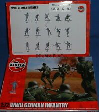 AIRFIX 01705 WW2 GERMAN INFANTRY. 1/72 Scale Germans.