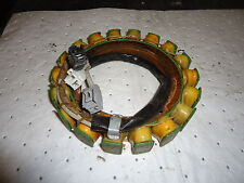 SUZUKI OUTBOARD DF115 ENGINE IGNITION CHARGING STATOR ASSY 32120-90J00