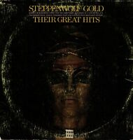 Steppenwolf Gold, LP, ABC Dunhill Records,1971, DSX-50099, Their Great Hits
