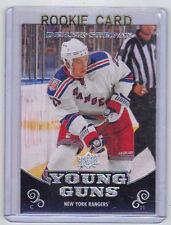 10-11 Upper Deck UD YG Young Guns Derek Stepan Rookie Card RC #238 Mint