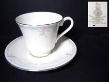 ROYAL DOULTON CARNATION RIMMED CUP & SAUCER H.5084 [18]