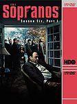 (Item #1.5-HO) THE SOPRANOS Season Six Part I New HD-DVD Set FREE SHIPPING