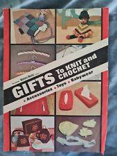 1970s Lizard Pig Bag Shawl Crochet Knitting Pattern Women's Weekly Mexican Doll