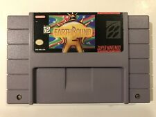 Earthbound [ Super Nintendo Entertainment System ] • Authentic • SNES Cartridge