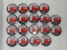 "New listing New Lot Of 18 3M 1700 Temflex General Use Vinyl Electrical Tape Black 3/4"" x 60'"