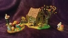 Dept 56 New England Village Series It's Almost Thanksgiving 56.56639