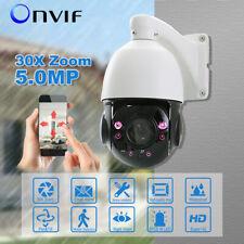 Hikvision Compatible 5Mp Ptz 30x Optical Onvif Mini Ip Camera Pan Tilt Zoom P2P
