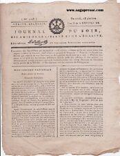 Révolution française mort de François Chouan 1794 Guerres de Vendée