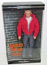 JAMES DEAN American Legend DOLL Timeless Treasures Mattel 2000 IN BOX