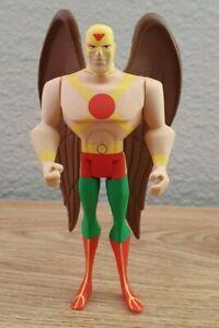 "Justice League Unlimited JLU Golden Age Hawkman 4.5"" Mattel"