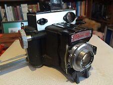 Simmons Bros Omega 120 Camera Omicron 90mm Lens . Rare!