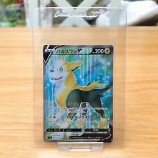 Boltund V 074/070 SR Full Art Japanese Pokemon Card Vmax Rising S1a - Mint