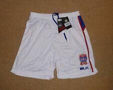 New Tagged Large Mens Newcastle Jets A League Soccer Shorts Football Shorts BLK