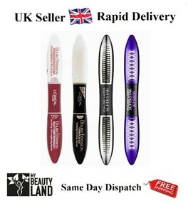Sealed L'oreal Double Extension Mascara Black/Carbon Black/Extreme -Choose Yours