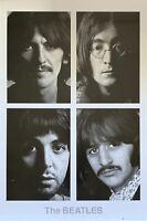 The Beatles Group Shot White Album Poster 24 X 36