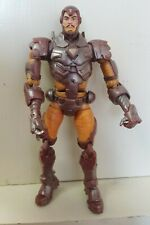 "Marvel Legends Modern Iron Man Action Figure Toybiz 2005 6"" No Mask Used"