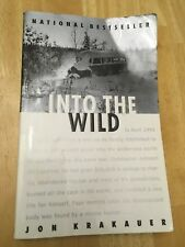 Into the Wild by Jon Krakauer (1997, Paperback)
