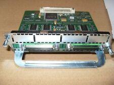Cisco NM-16A Cisco 2600 Series Network Module tested