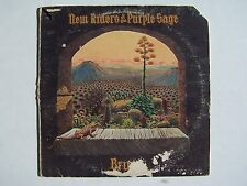 New Riders Of The Purple Sage - Brujo Vinyl LP Record Album PC 33145