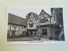 Vintage Tucks Real Photo Postcard CHEYNEY COURT, WINCHESTER   §A1564