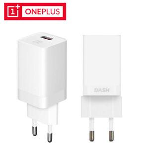 Original DASH Quick Charge Netzteil Ladegerät OnePlus 7 7T 7 Pro 6T 6 5T 5 3T 3