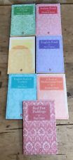 SET OF PAPER BACK PENGUIN COOK BOOKS - RICK STEIN, NIGEL SLATER ++