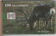 Norvège - Chip Phonecard -  Carte NOR-141 SN C92030083 Svalbard 6 - Usagée/Used