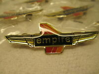 1 Ea. Empire Airlines Wings Pin Brooch Medal New Old Stock NOS