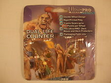 Ultra Pro MTG Magic Dual Life Counter  Caldwell  OUT OF PRINT