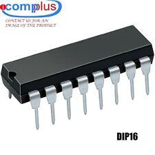 2x MC14174BCL IC-DIP16  POSITIVE EDGE TRIGGERED D FLIP-FLOP, TRUE OUTPUT