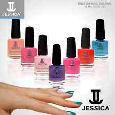 Jessica Custom Nail Colour Nail Polish Art Varnish Various Colours 14.8ml