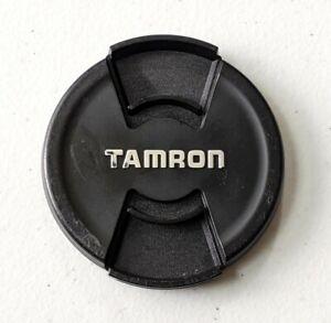 Vtg OEM 72 Ø Tamron Front Lens Cover Cap Made In Japan