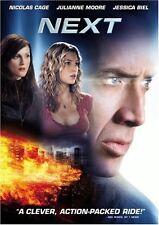 Next  DVD Nicolas Cage, Julianne Moore, Jessica Biel, Thomas Kretschmann, Tory K