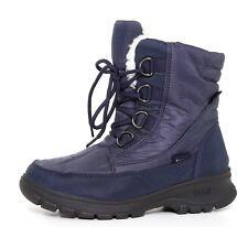 Kamik Baltimore Waterproof Boot Navy Blue Women Sz 6 3281