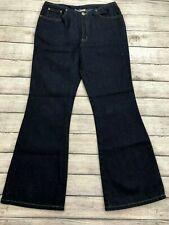 779e0ebac Girls Old Navy Flare Jeans Glitter Sparkle Stretch Size 16 N18