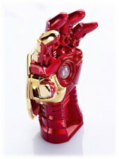 Avengers Iron Man Hand - rot/gold USB-Stick 32 GB in Alu Box