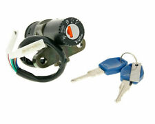 Derbi GPR 50 Racing -05 Ignition Switch Barrel for Derbi GPR (97-03), Senda (00-