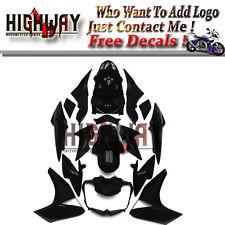 Fairings For Kawasaki Z1000 07 08 09 ABS Fairing Kit Bodywork Gloss Black Carene